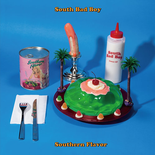 South Bad Boy / Southern Flavor(CD)