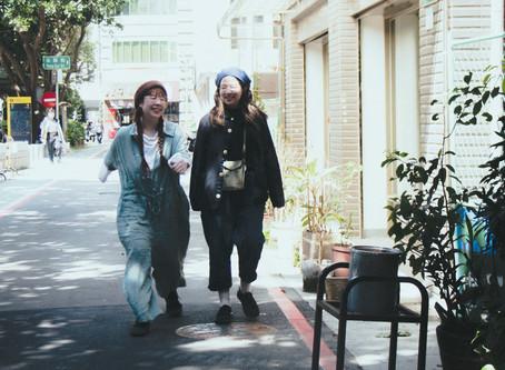 『音樂人。台北帶路』第一彈:斑斑和稔文的超deep~私房美食地圖!/音楽家と歩く台北:第一弾<benben(林以樂) & ami(DSPS)>