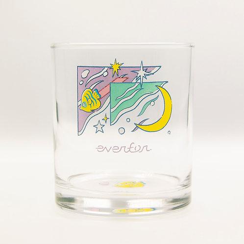 幸運の涙グラス Glass For Tears