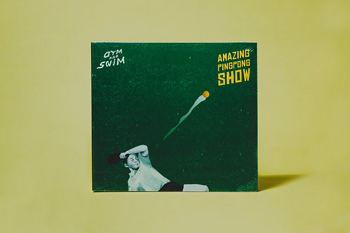 Gym and Swim『AMAZING PINGPONG SHOW 』/ CD