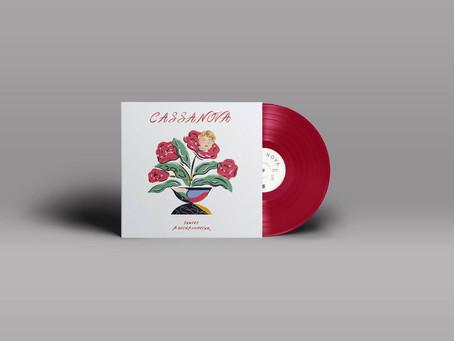 落日飛車Sunset Rollercoaster 3作LP同時発売開始 !!