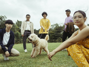 Woes LP「ZOODREAMS/WAKE UP PLS」release 記念 interview