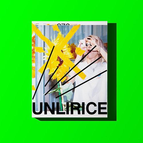 『UNLIRICE Volume00』(雑誌)