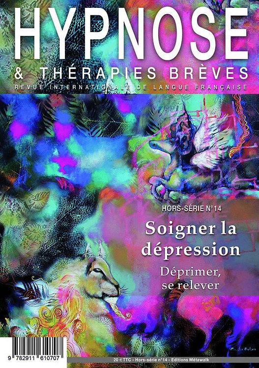"""Hors-série n°14 """"Soigner la dépression"""""""