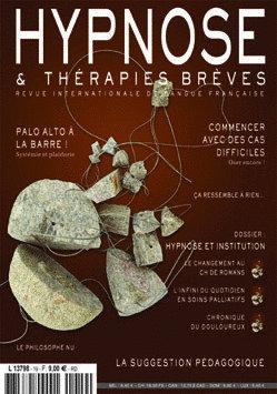 Hypnose & Thérapies Brèves n°19 en PDF