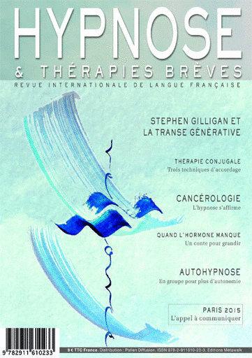 Hypnose & Thérapies brèves n°34