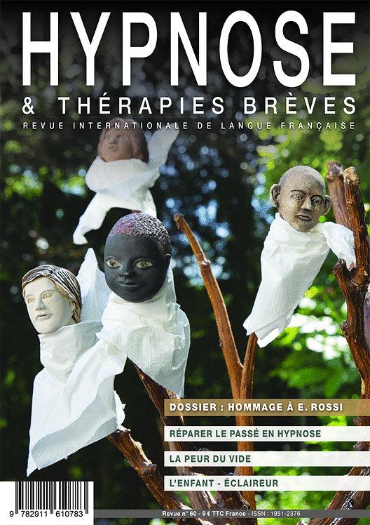 Hypnose & Thérapies brèves N°60