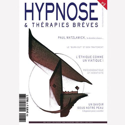 Hypnose & Thérapies Brèves n°6