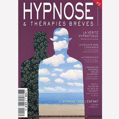 Hypnose & Thérapies Brèves n°3