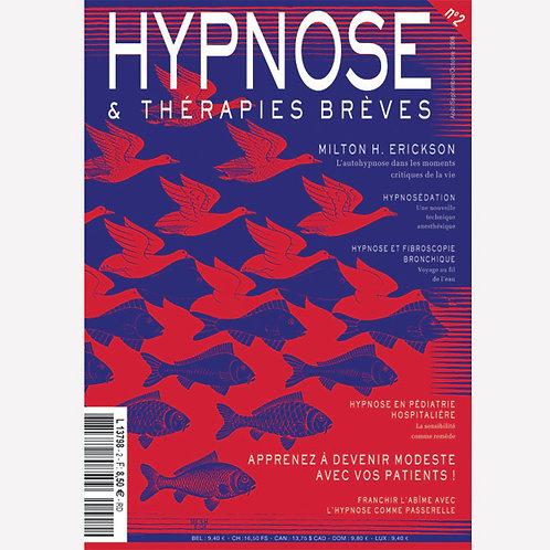 Hypnose & Thérapies Brèves n°2 en PDF