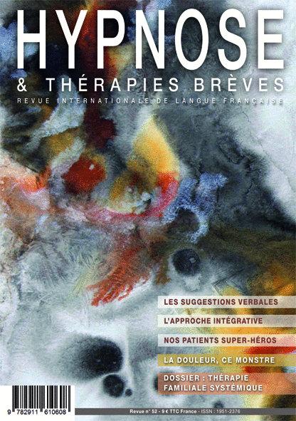 Hypnose & Thérapies brèves n°52