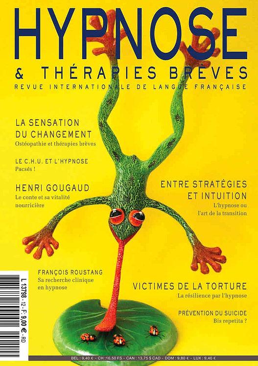 Hypnose & Thérapies brèves N°12