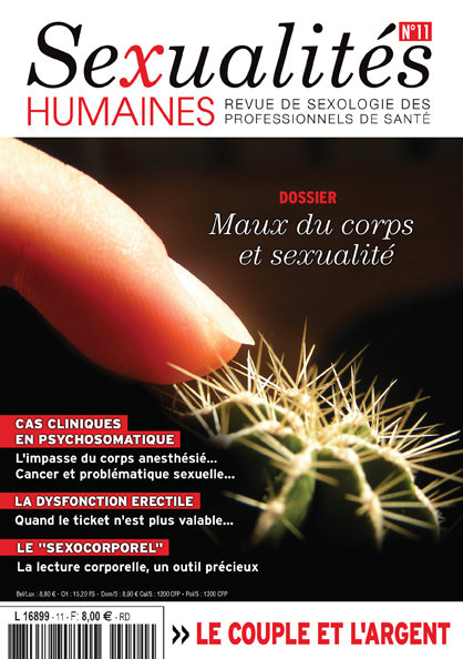 Sexualités Humaines n°11