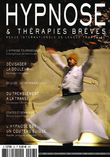 Hypnose & Thérapies Brèves n°23 en PDF