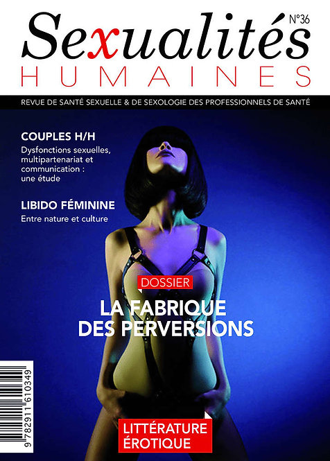 Sexualités Humaines n°36
