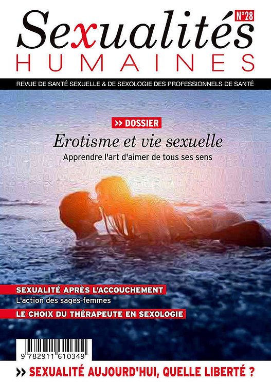 Sexualités Humaines n°28