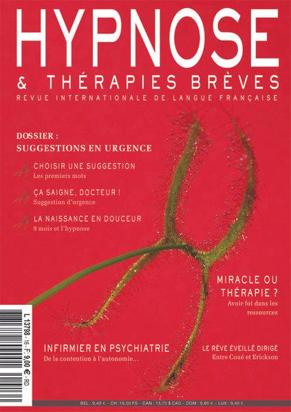 Hypnose & Thérapies Brèves n°16