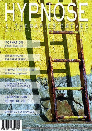 Hypnose & Thérapies brèves n°36