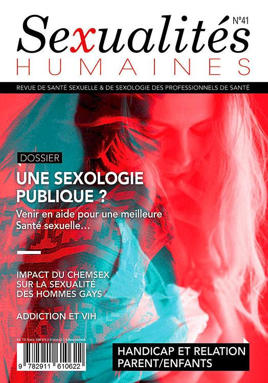 Sexualités Humaines n°41