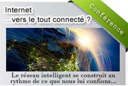 Internet tout connecté internet des objets - IOT