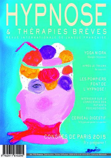 Hypnose & Thérapies brèves n°37