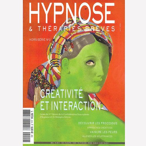 Hypnose & Thérapies Brèves Hors-série n°2 en PDF