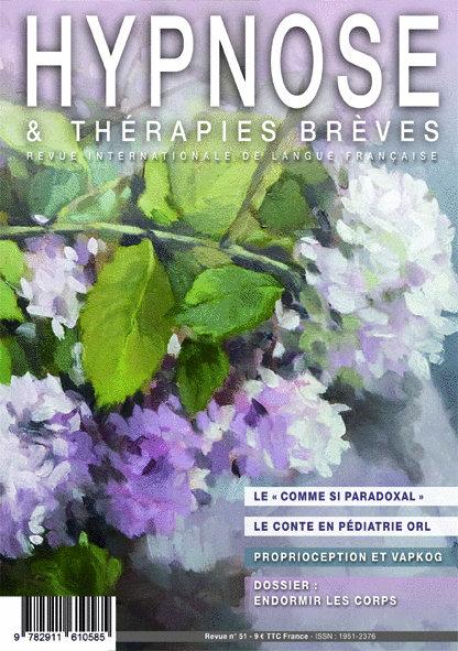Hypnose & Thérapies brèves n°51
