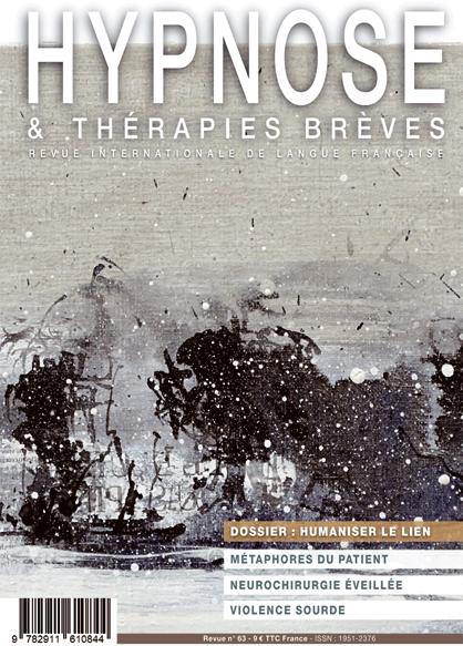 Hypnose & Thérapies brèves n°63