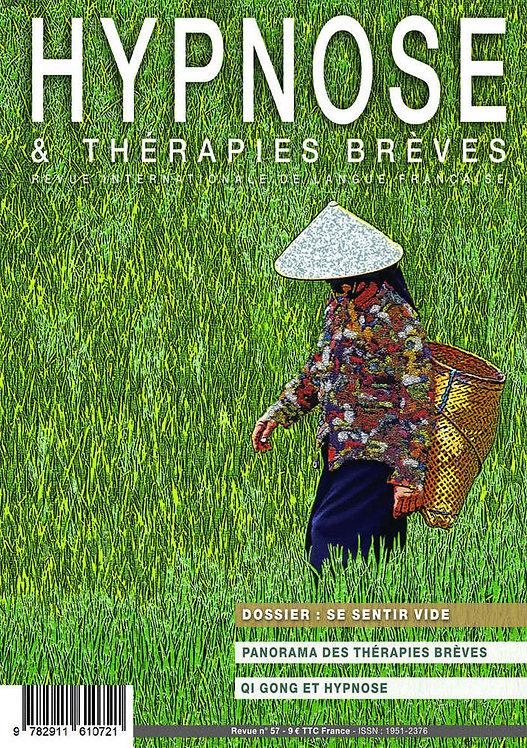 Hypnose & Thérapies brèves n°57