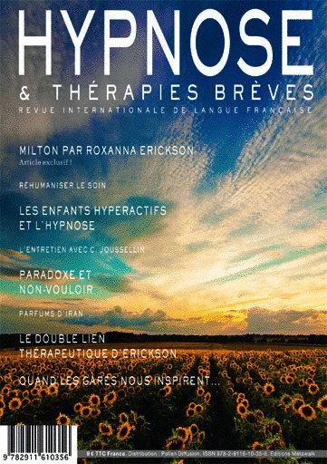Hypnose & Thérapies brèves n°40