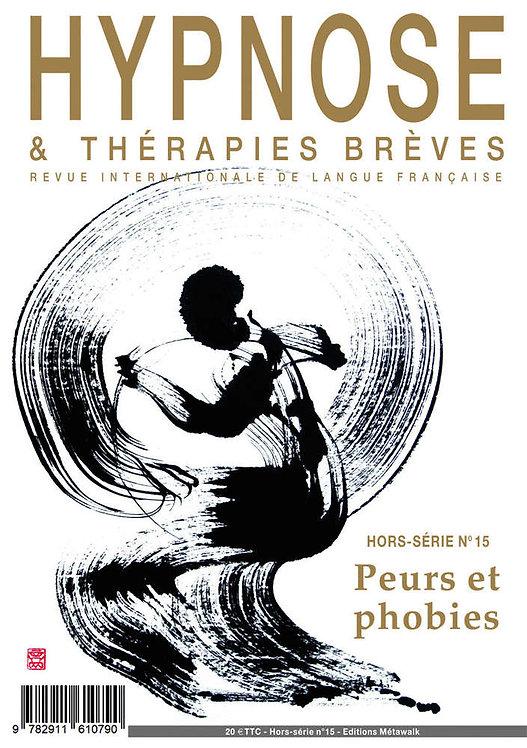 """Hors-série n°15 """"Peurs et phobies"""""""