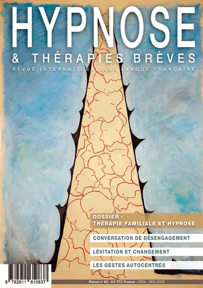 Hypnose & Thérapies brèves n°62