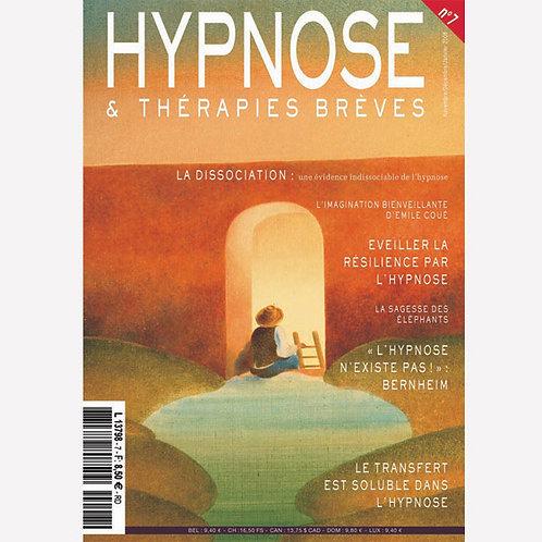 Hypnose & Thérapies Brèves n°7