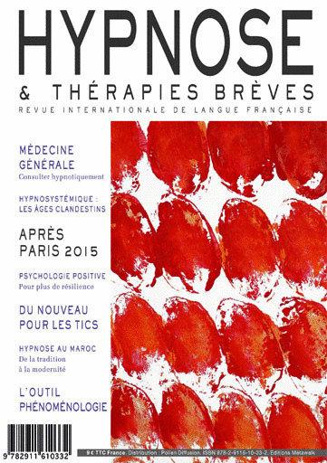 Hypnose & Thérapies brèves n°39
