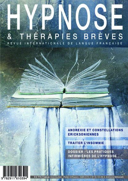 Hypnose & Thérapies brèves n°42 en PDF