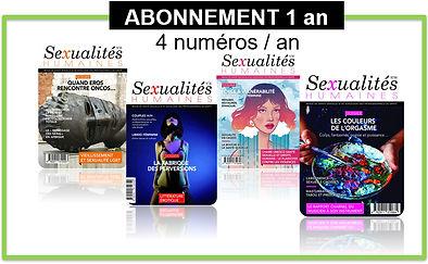 SEXUALITES Humaines