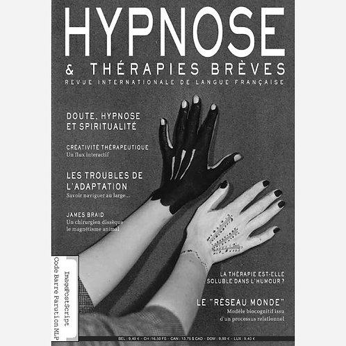 Hypnose & Thérapies Brèves n°10