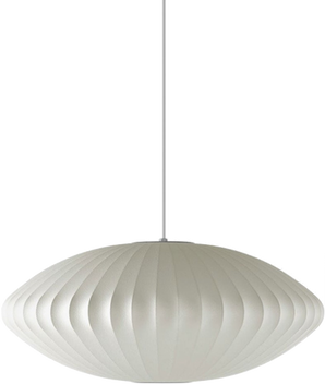 Design Within Reach Nelson Saucer Bubble Pendant