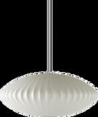 Design Within Reach Nelson Saucer Bubble Pendant