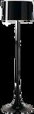 Design Within Reach Spun Floor Lamp