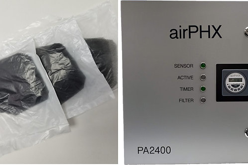 Annual Supply of Filters for PA2400
