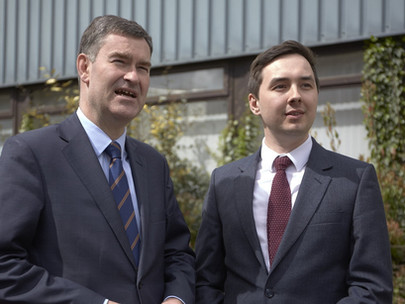 Offploy welcomes The Rt Hon David Gauke as first patron