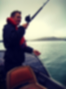 CEO Erlend Torgnes. Fishing.