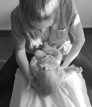 Ostéopathe bébé Marie RATTALINO