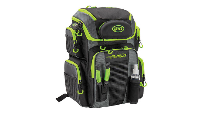 NEW FOR 2020 - Tackle Bags for your Lew's Gear.