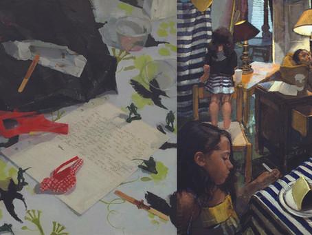 Artists in Conversation: Erin Raedeke and Nicole Santiago