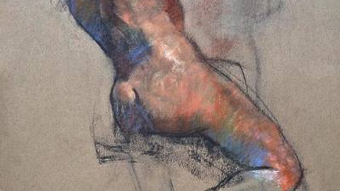 The Figure: Drawing into Painting (10weeks/Online)