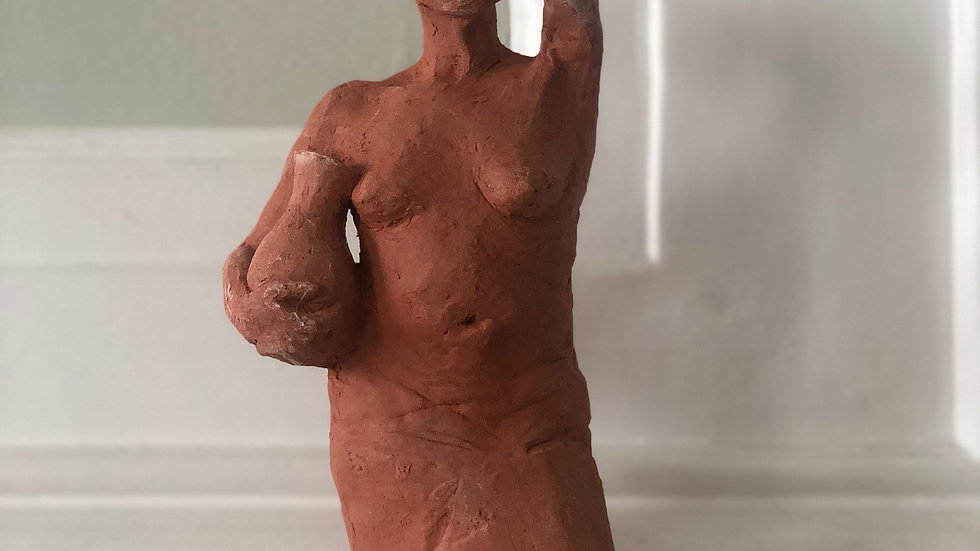Spontaneity of Clay Sculpture, Part I: 3-D Figure Sculpture (5weeks/Online)