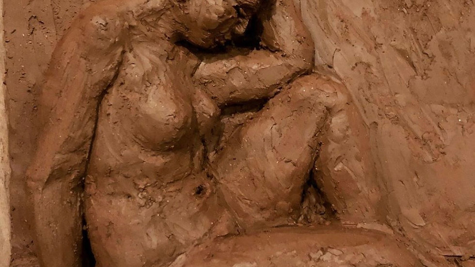 Spontaneity of Clay Sculpture, Part II: Relief Sculpture (5weeks/Online)