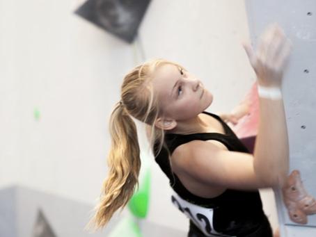 Dags för Svenska Junior Mästerskapen Bouldering 18 September 2021!